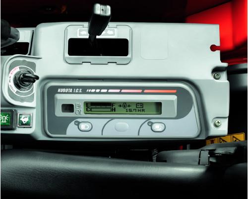 Мини-экскаватор KUBOTA KX61-3G
